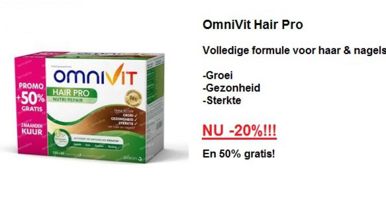 OmniVit Hair Pro -20%
